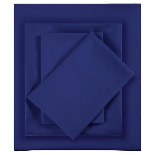 Home Essence Apartment Solid Microfiber Sheet Set