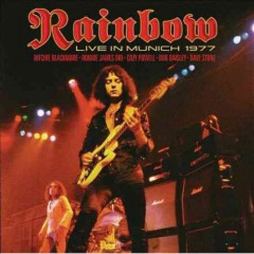 Live in Munich 1977 [LP] - VINYL