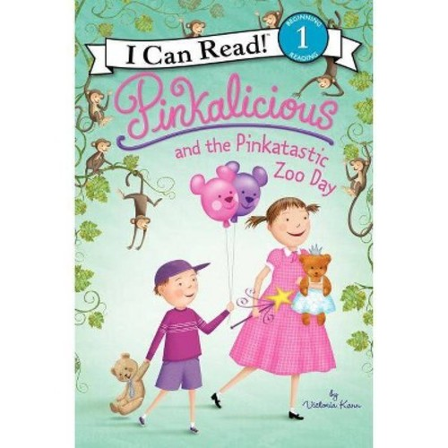 Pinkalicious and the Pinkatastic Zoo Day (Paperback) by Victoria Kann