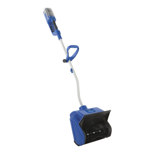 Snow Joe iON13SS iON 40-Volt Cordless 13-Inch Brushless Snow Shovel w/ Rechargeable Ecosharp Lithium-Ion Battery