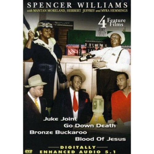 Spencer Williams Collection [DVD]