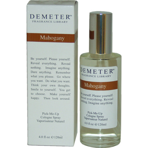 Demeter Mahogany Women's 4-ounce Cologne Spray