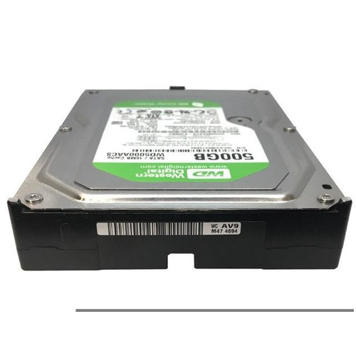 Western Digital (WD5000AACS) 500GB 7200 rpm 16MB Cache SATA 3Gb/s 3.5