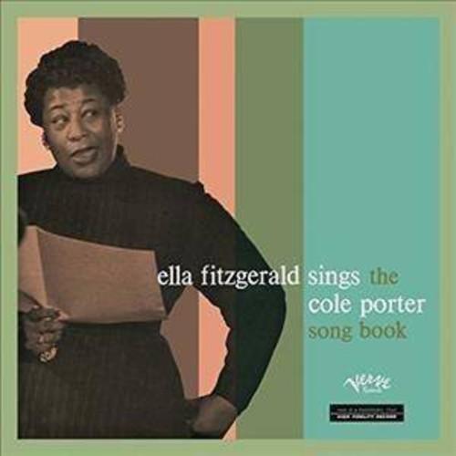 Ella Fitzgerald - Ella Fitzgerald Sings The Cole Porter (Vinyl)