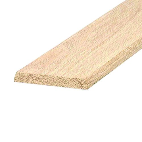 M-D Building Products Flat Top 3 in. x 59-1/2 in. Unfinished Hardwood Thresh