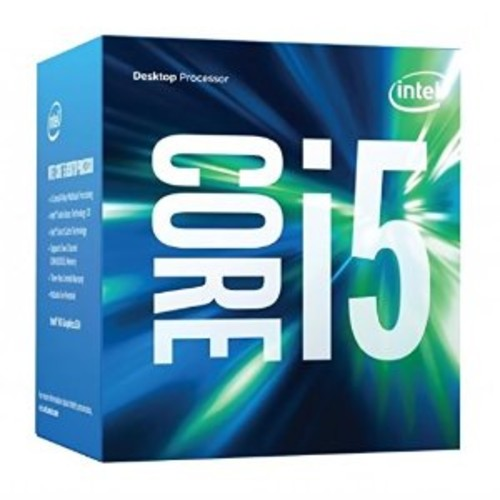 Intel Core i5 6500 3.20 GHz Quad Core Skylake Desktop Processor, Socket LGA 1151, 6MB Cache BX80662I56500 [Retail Box Version, Processor]