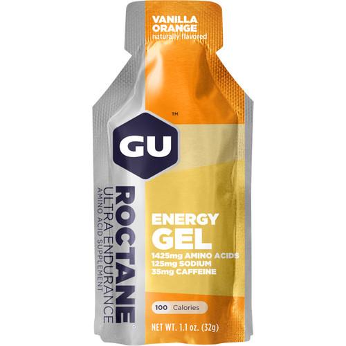 Roctane Energy Gel (24-Pack, Vanilla Orange)