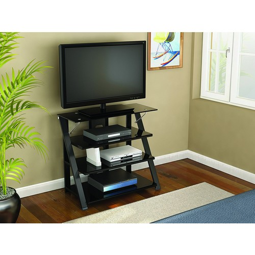 Z-Link ZL58336SU TV Stand for 50-Inch TV, Glass [39]