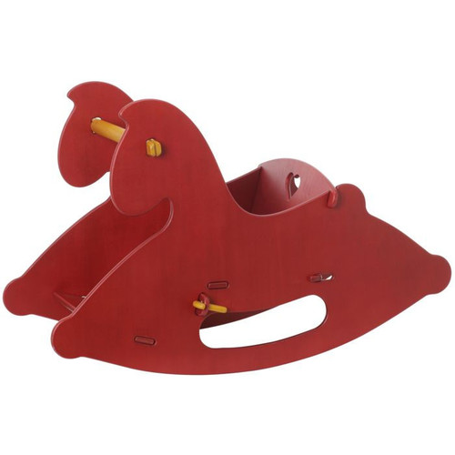 Moover Rocking Horse Red