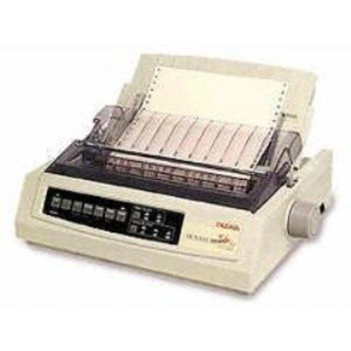 Okidata Microline 320 Turbo Printer - B-w - Dot-matrix - 240 Dpi X 216 Dpi - 9 Pin - 300