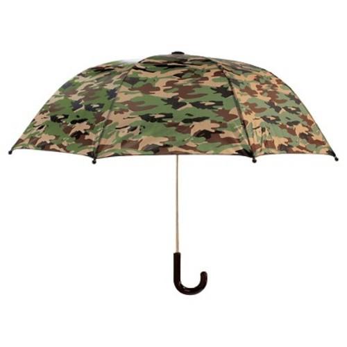 Western Chief Toddler Boys' Camo Umbrella - Green