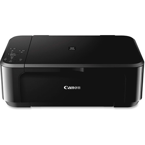 Canon PIXMA MG3620 Wireless All-in-One Photo Inkjet Printer, Copy/Print/Scan (CNMMG3620BK)