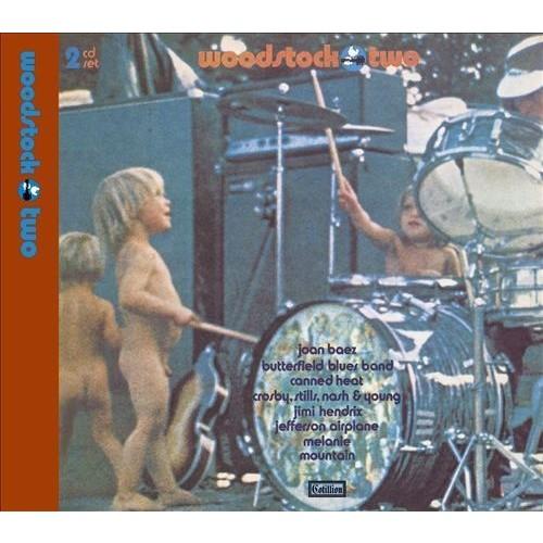 Woodstock Two [CD]