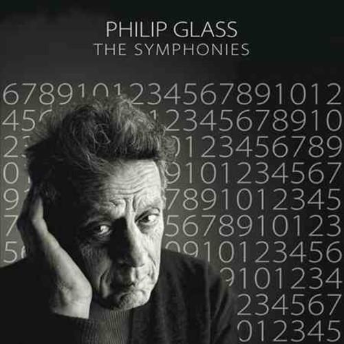 Bruckner Orchestra Linz - Glass: Symphonies Nos. 1-10