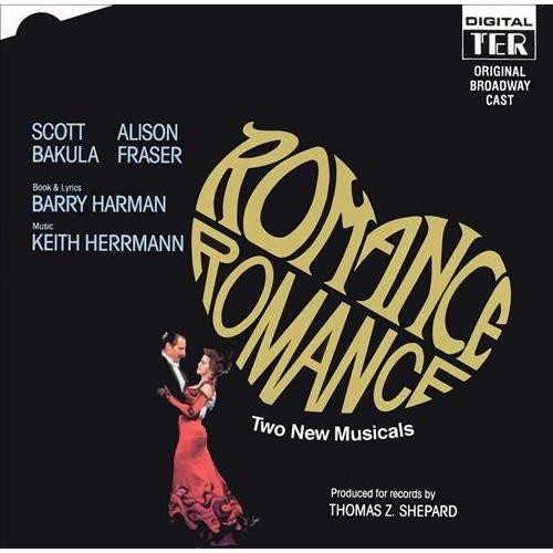 Romance Romance [Original Broadway Cast] [CD]