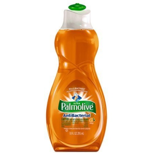 Palmolive Ultra Orange Antibacterial Concentrated Dish Liquid 10 Ounce [1 pack]