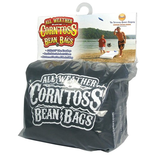 Driveway Games All Weather Bean Bags - Black