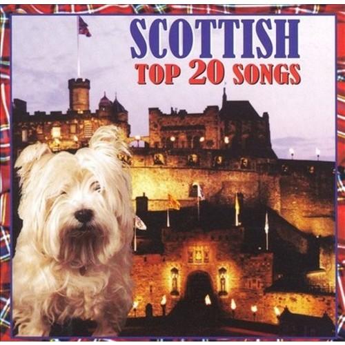 Scottish Top 20 Songs [CD]