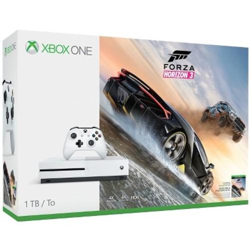 Xbox One S 1TB Forza Horizon 3 Bundle