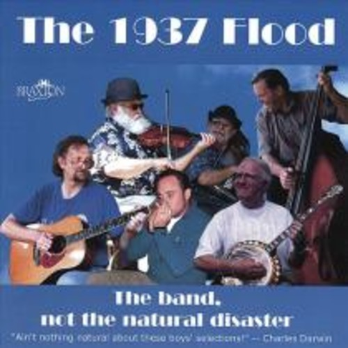 The Band, Not the Natural Disaster [CD]