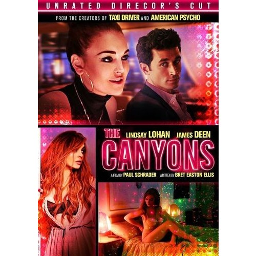 The Canyons [Director's Cut] [DVD]