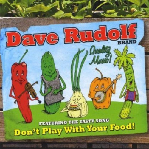 Don't Play with Your Food [CD]