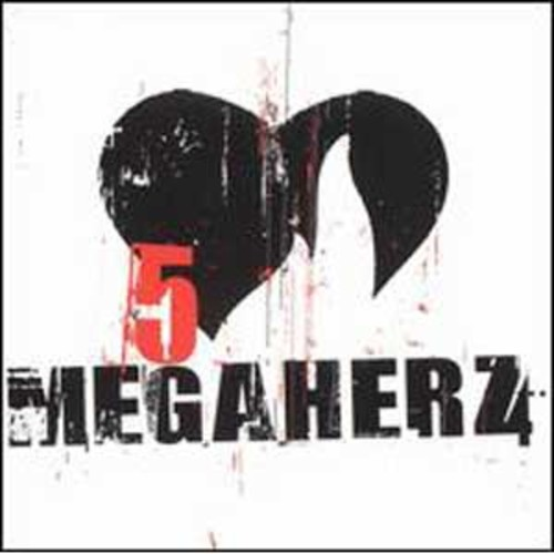 5 By Megaherz (Audio CD)