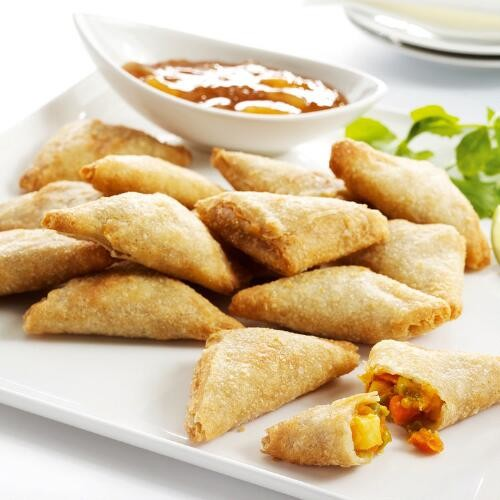 Gourmet Thai Curry Samosas 40 Count