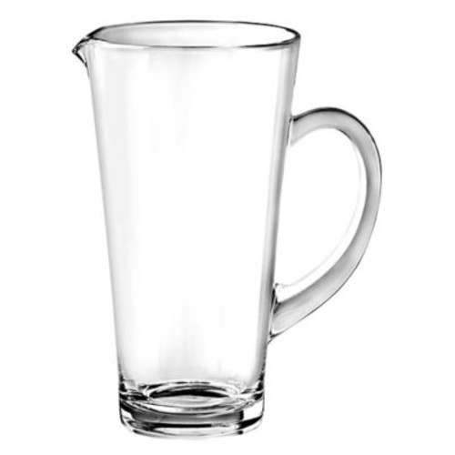 Majestic Crystal Rialto Glass Pitcher Pitcher