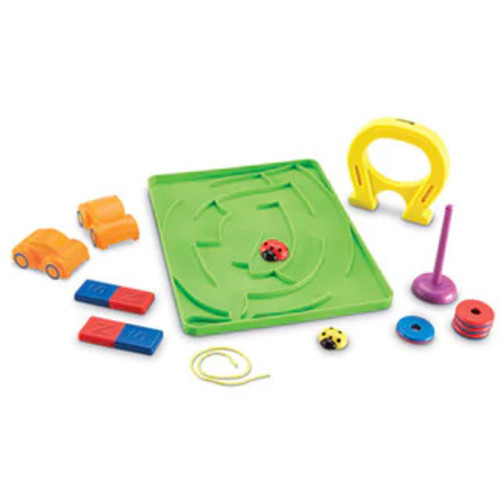 Learning Resources STEM Magnets! Activity Set - STEM Magnets! Activity Set
