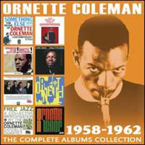 Complete Albums Collection: 1958-1962 [Audio CD]