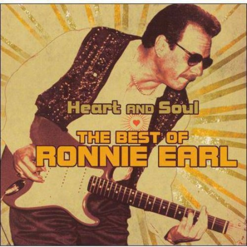 The Best of Ronnie Earl [CD]