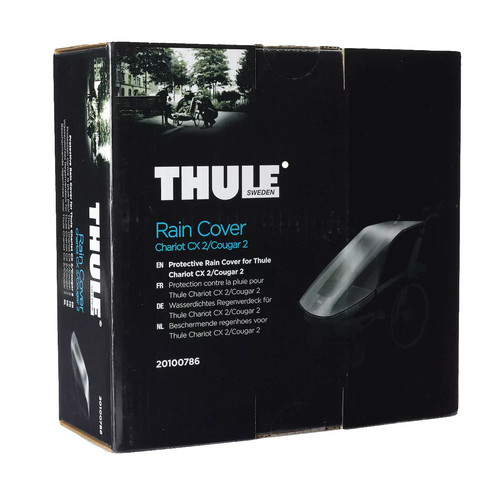 Thule Active with Kids Rain Cover - Chariot CX 2 and Cougar 2 Compatibility