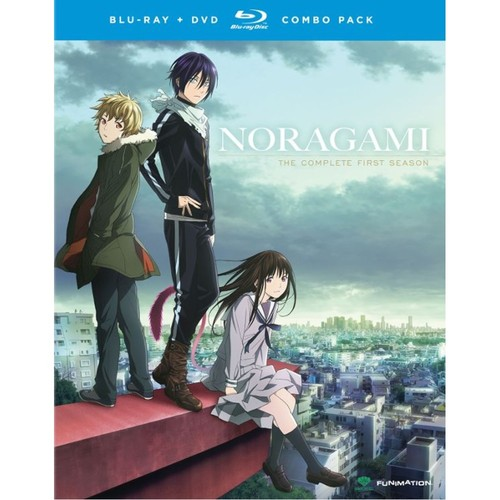 Noragami: The Complete First Season (Blu-ray Disc) (4 Disc)