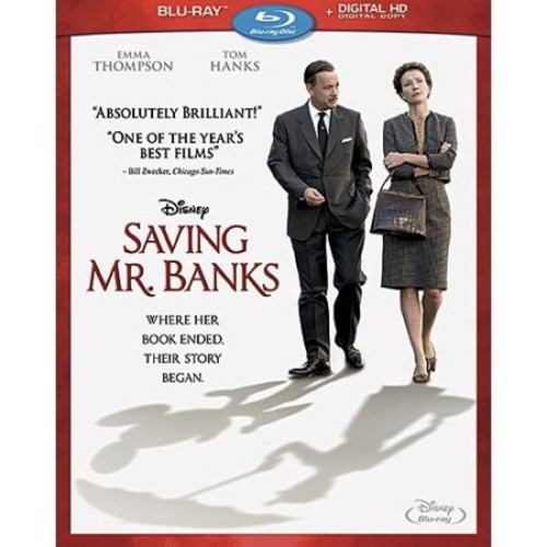 Buena Vista Home Entertainment Saving Mr. Banks (Blu-ray)
