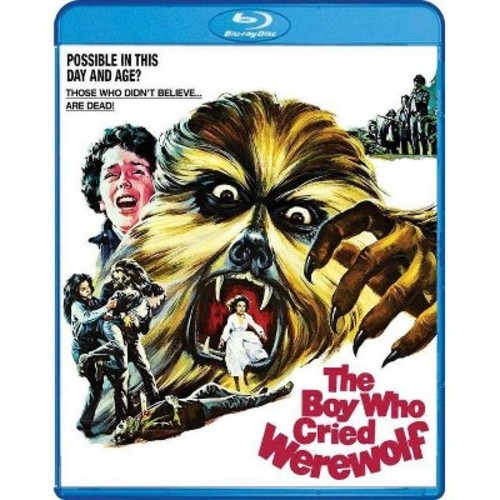 The Boy Who Cried Werewolf [Blu-ray] [1973]