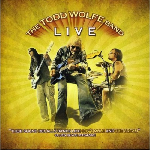 The Todd Wolfe Band Live [CD]
