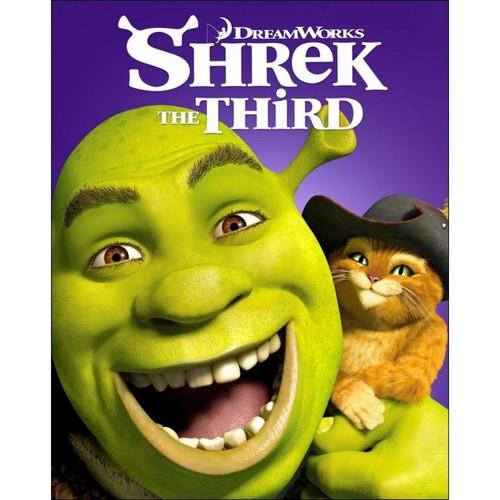 Shrek the Third [Blu-ray/DVD] [2 Discs] [2007]