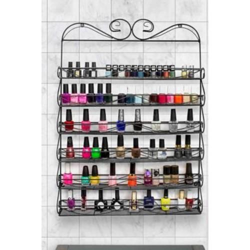 Rebrilliant 6 Tier Nail Polish Cosmetic Organizer