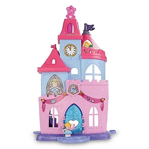 Fisher-Price Disney Princess Magical Wand Palace