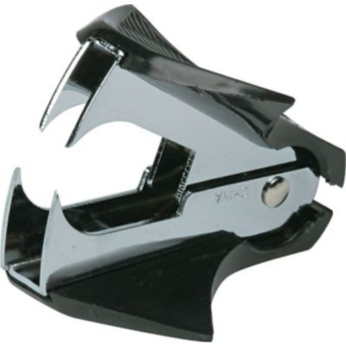 Swingline Deluxe Staple Remover, Extra Wide Finger Grips, Black, 1/Bx