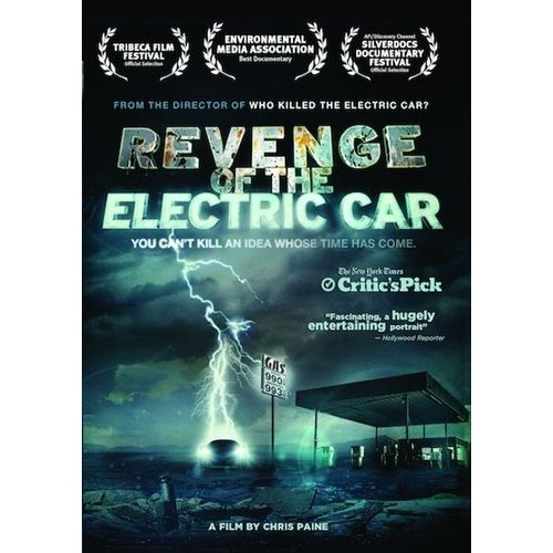 Revenge of the Electric Car [DVD] [2011]