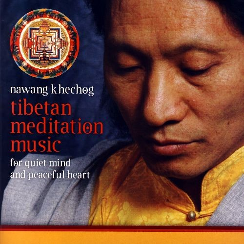 Tibetan Meditation Music [CD]