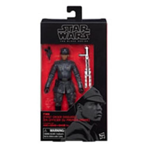 Star Wars: The Last Jedi - Finn (First Order Disguise) Figure