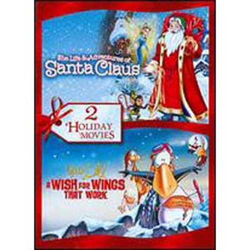 The Life & Adventures of Santa Claus/Opus n' Bill in A Wish for Wings That Work