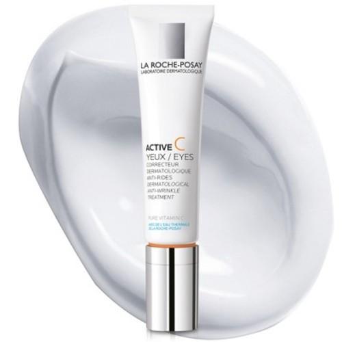 La Roche-Posay Active C Eyes Dermatological Treatment, Anti-Wrinkle - 0.5 fl oz