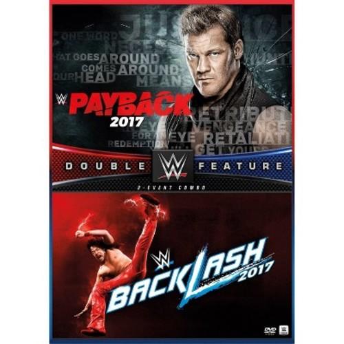 Wwe:Payback/Backlash 2017 (DVD)