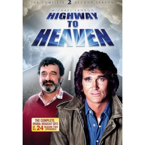 Highway to Heaven: The Complete Second Season [5 Discs] [DVD]