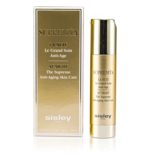 Sisley Supremya At Night - The Supreme Anti-Aging Serum --50Ml/1.7Oz For Women By Sisley