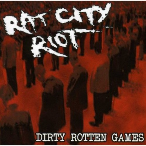Dirty Rotten Games [CD]